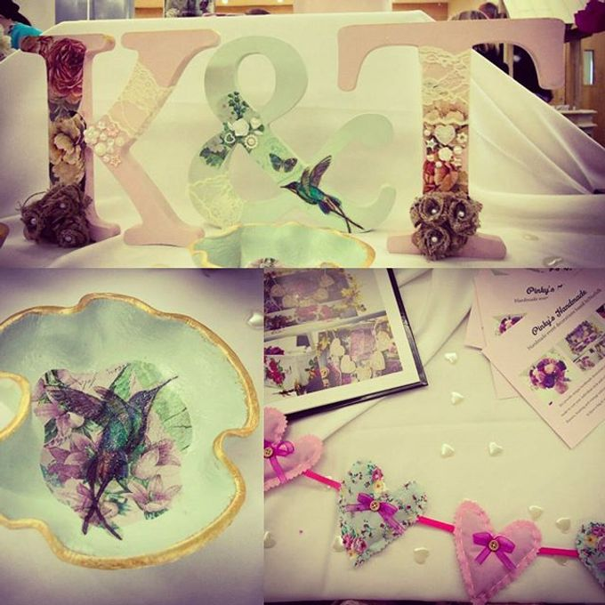 Decoration by Pinky's Handmade - 007