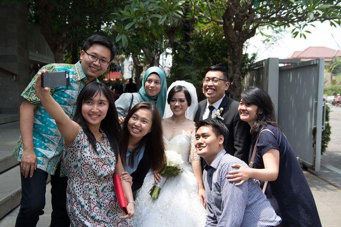 Wedding Andrianto & Melisa by Red Hat Organizer - 017