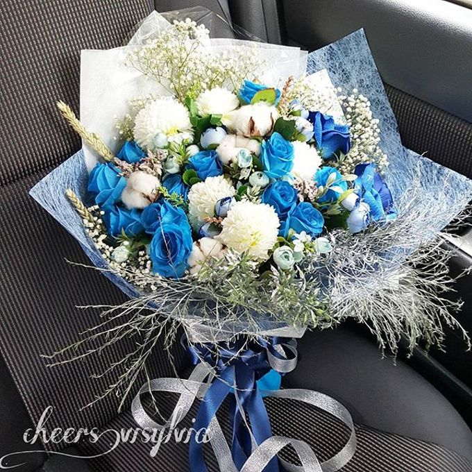 Gift Bouquet  by visylviaflorist - 002