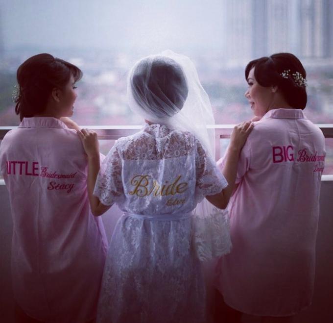 Wedding Oki & Elvi by Fenny Yang Wedding Planner - 005