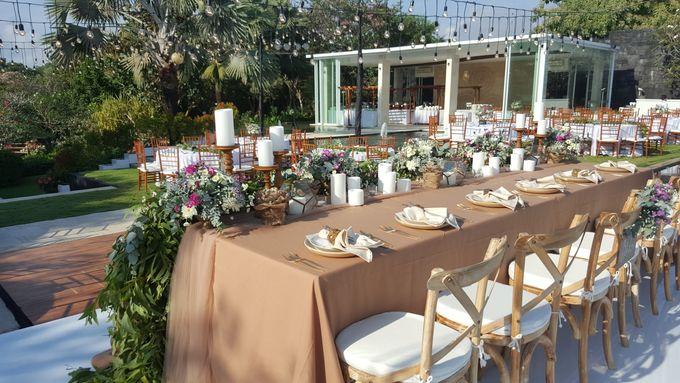 Sunset Garden Party by d'Oasis Florist & Decoration - 032