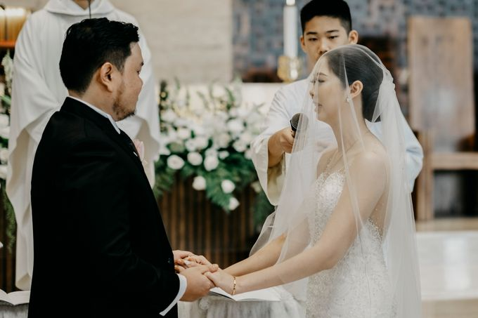 SATWIKO & ELISA - WEDDING DAY by Winworks - 029