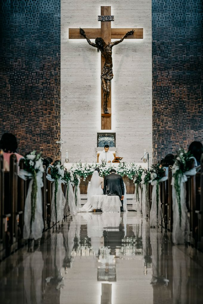 SATWIKO & ELISA - WEDDING DAY by Winworks - 027