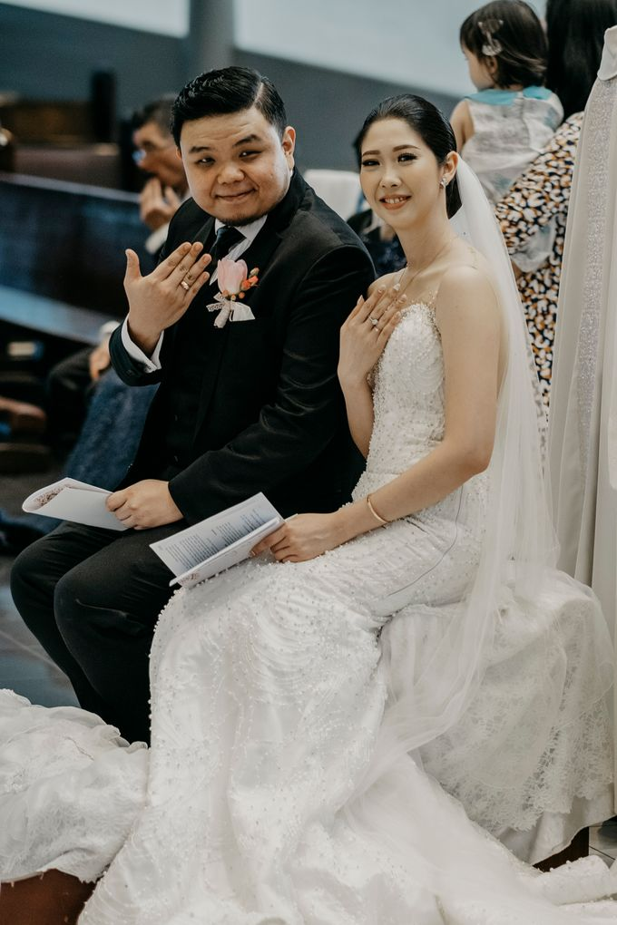 SATWIKO & ELISA - WEDDING DAY by Winworks - 026