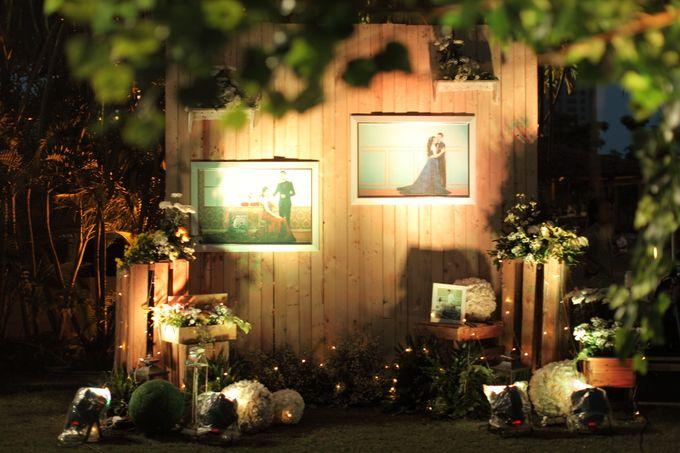The Wedding Of DENDY & FELICIA by Best Decor - 008