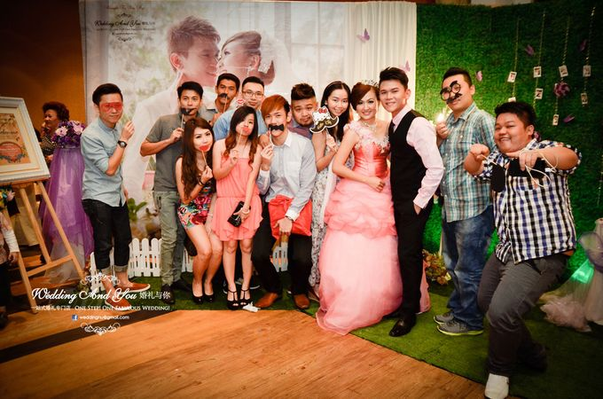 Photo Booth  Design by Wedding And You - 001