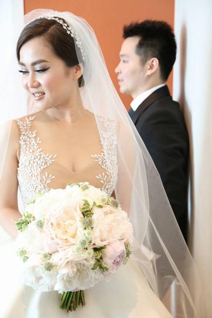 Wedding Benny & Yanti by Fenny Yang Wedding Planner - 029