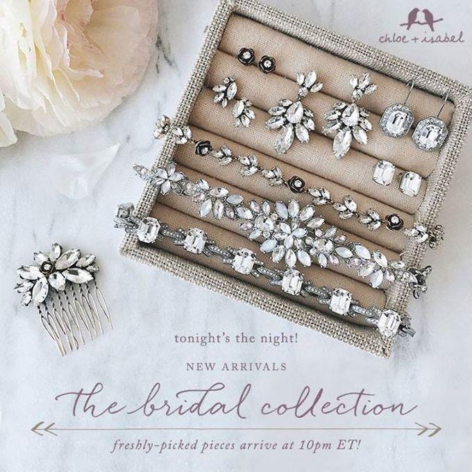 Bridal Jewelry Ideas by C+I Jewelry By Shannon Lenz - 005