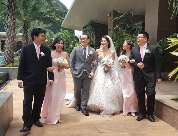 Wedding Felix & Silvi by Fenny Yang Wedding Planner - 009