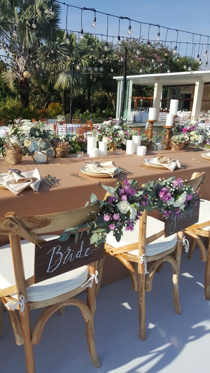 Sunset Garden Party by d'Oasis Florist & Decoration - 027
