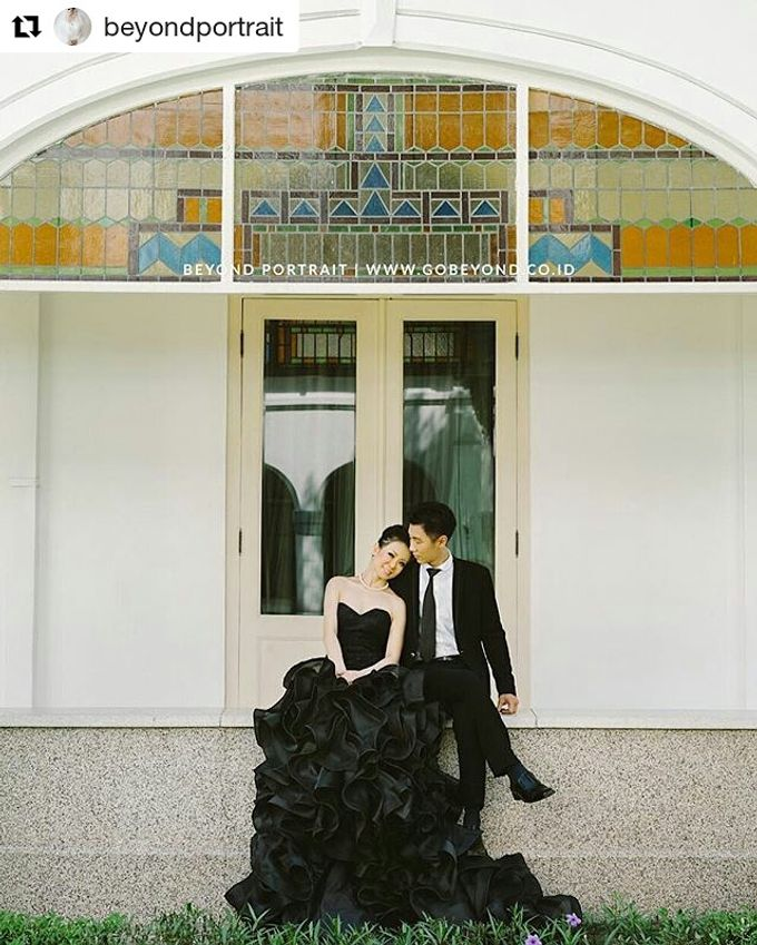 Prewedding Make Up by Julinar Tan Make Up Artist - 043