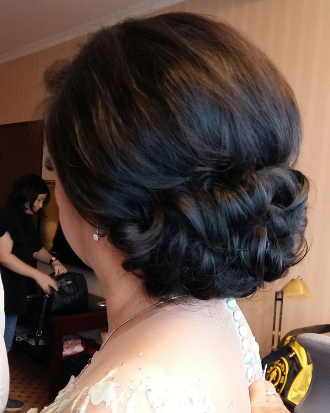 Hairdo Mom Bride by Makeup And Hairdo By iis - 029