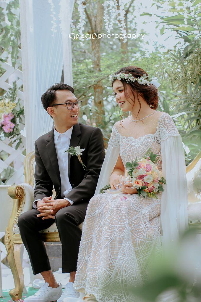 Wedding Isna & Aries by Gracio Photography - 001