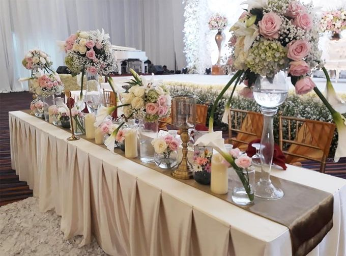 Casa Grande Ballroom by Merlynn Park Hotel - 004