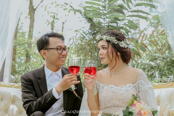 Wedding Isna & Aries by Gracio Photography - 010