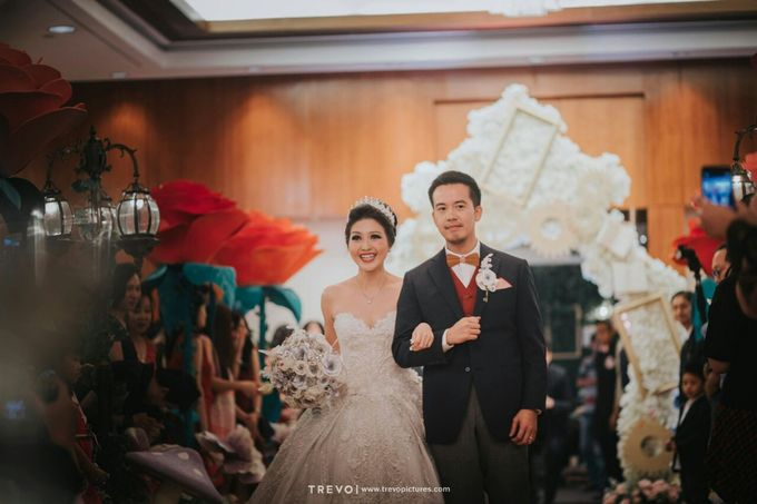 The Wedding Of Christian & Felicia by FIVE Seasons WO - 002