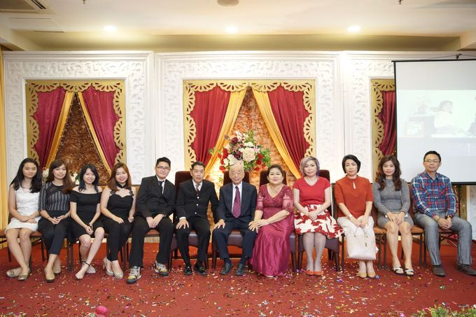 50Th Wedding Anniversary by DESPRO Organizer - 005