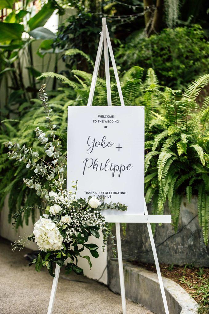 Yoko & Philippe - Koh Phangan by Samui Weddings and Events - 005