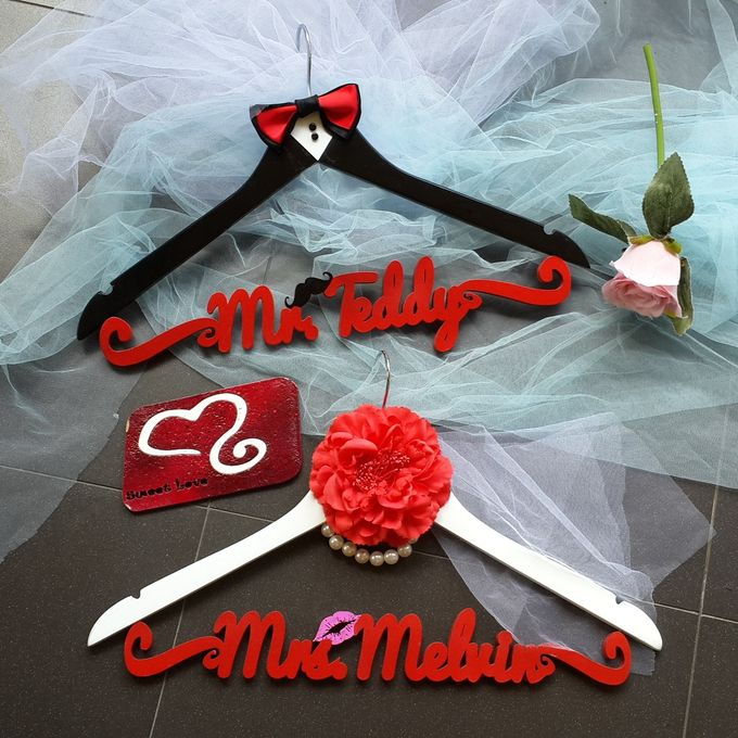 Wedding Hanger Name by Sweetlovecollection - 018