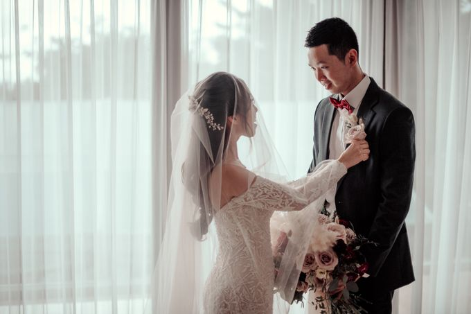 The Wedding of Paulina & Kevin by Bali Eve Wedding & Event Planner - 008