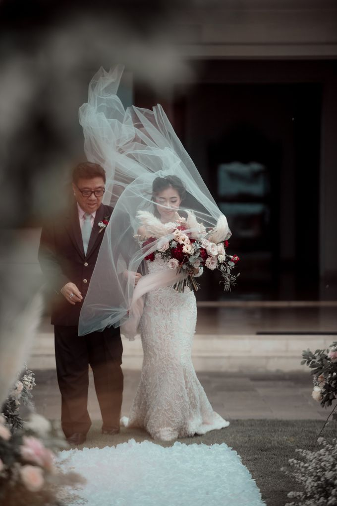 The Wedding of Paulina & Kevin by Bali Eve Wedding & Event Planner - 015