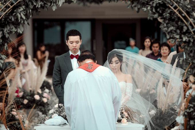 The Wedding of Paulina & Kevin by Bali Eve Wedding & Event Planner - 022