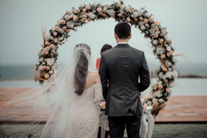 The Wedding of Paulina & Kevin by Bali Eve Wedding & Event Planner - 021