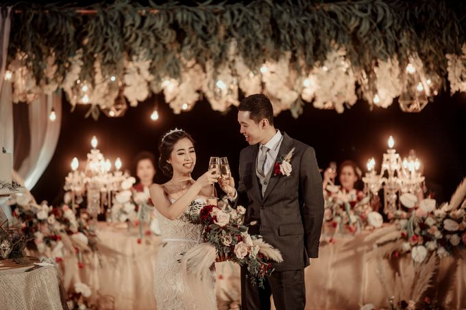 The Wedding of Paulina & Kevin by Bali Eve Wedding & Event Planner - 042