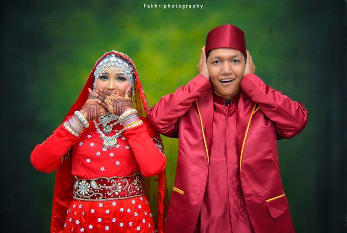 Wedding Annisa Dan Ikbal by Fakhri photography - 007