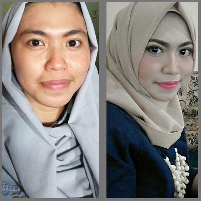 Wedding Make Up, Graduation, And Engagement by qaylamakeup - 013