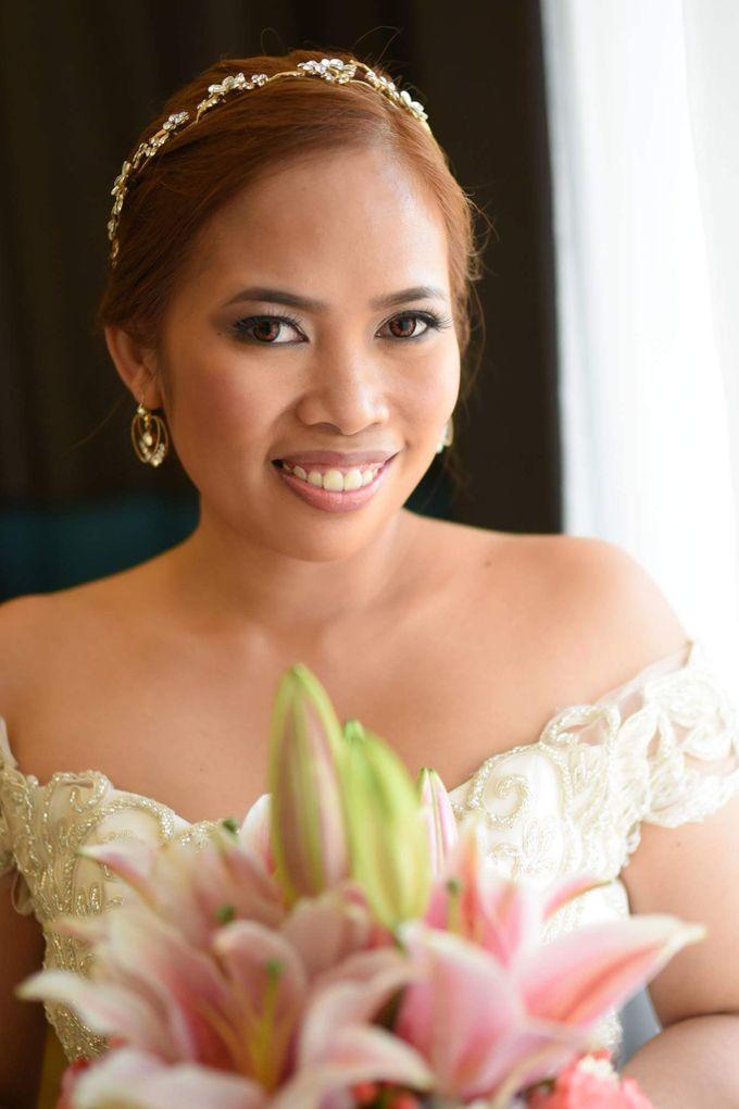 Brides by Sabrina Rimando Makeup Studio - 005