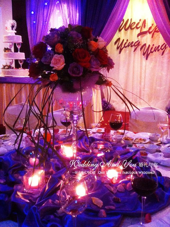 VIP Table Setting by Wedding And You - 017