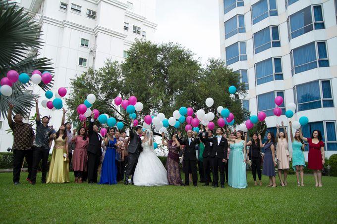 Wedding Robert & Vega by Red Hat Organizer - 032