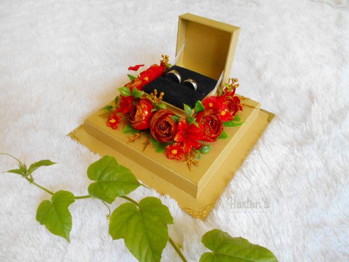Ring Box by Harton's Creative House - 012