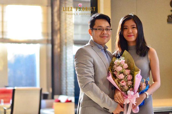 Valentine Bouquets by Liez Florist & Decoration - 002