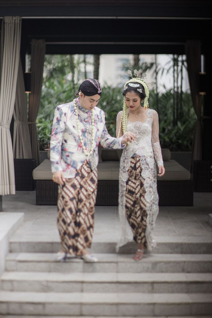 Yori & Mawarid by One Heart Wedding - 004