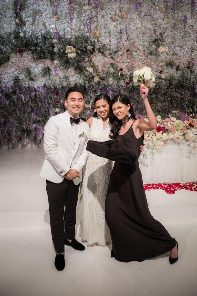 Yori & Mawarid by One Heart Wedding - 011