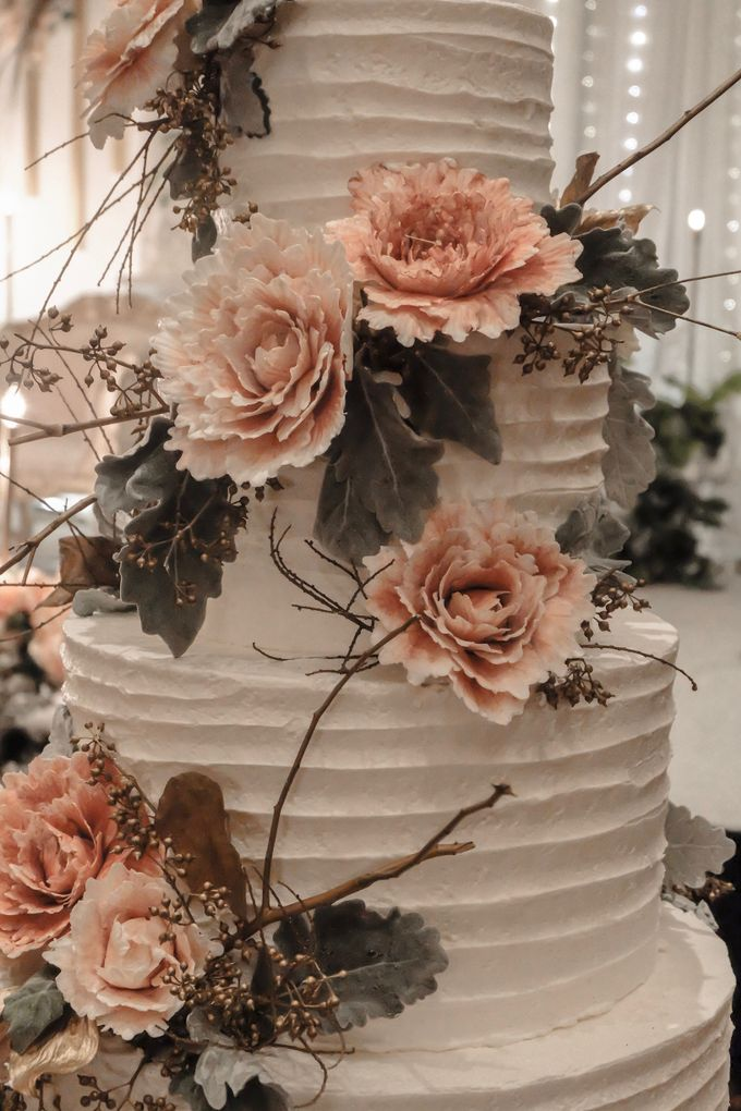 The Wedding of Winson & Jennifer by KAIA Cakes & Co. - 034