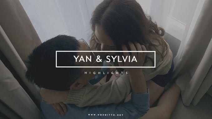 The Wedding of Yan & Sylvia by JW MARRIOTT HOTEL MEDAN - 001