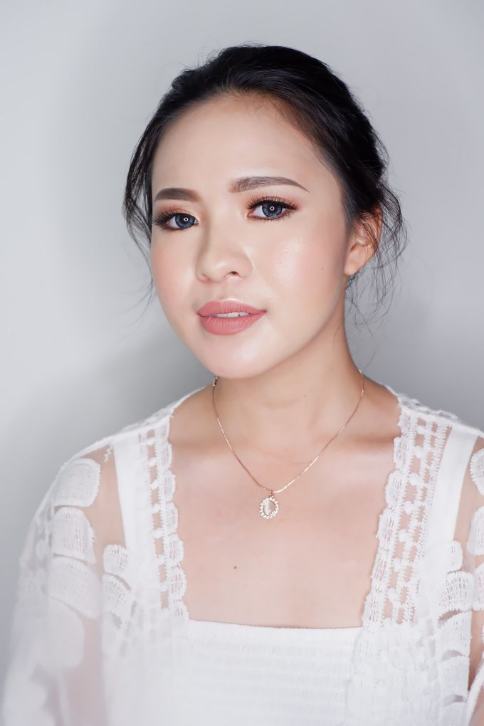Makeup for Ms. Elia by Alexandra Makeup Artist - 001