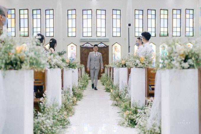Yanichi & Natasha by Twogather Wedding Planner - 023