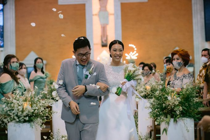 Yanichi & Natasha by Twogather Wedding Planner - 028