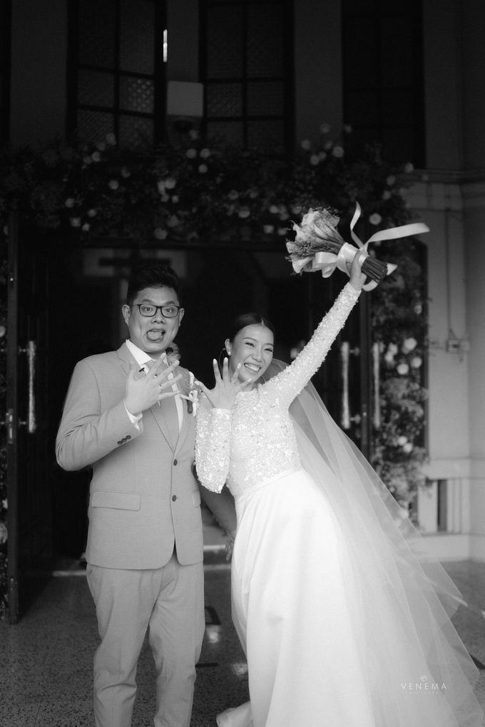 Yanichi & Natasha by Twogather Wedding Planner - 030