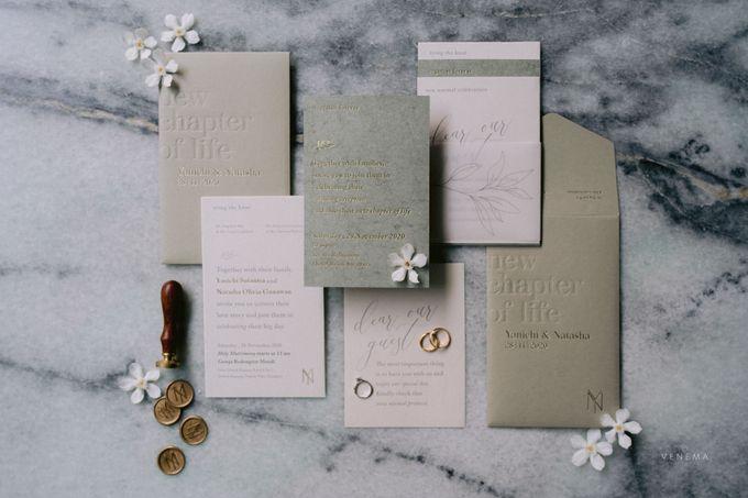 Yanichi & Natasha by Twogather Wedding Planner - 002