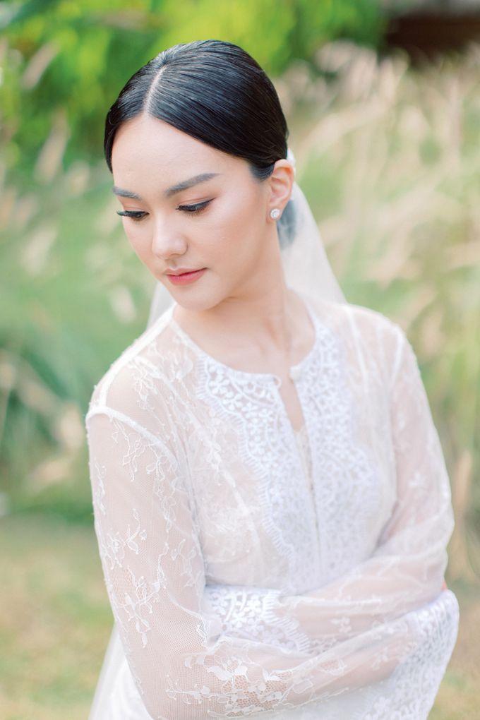 Yansen & Rika Ethereal Bali Wedding by Casabono Wedding - 003