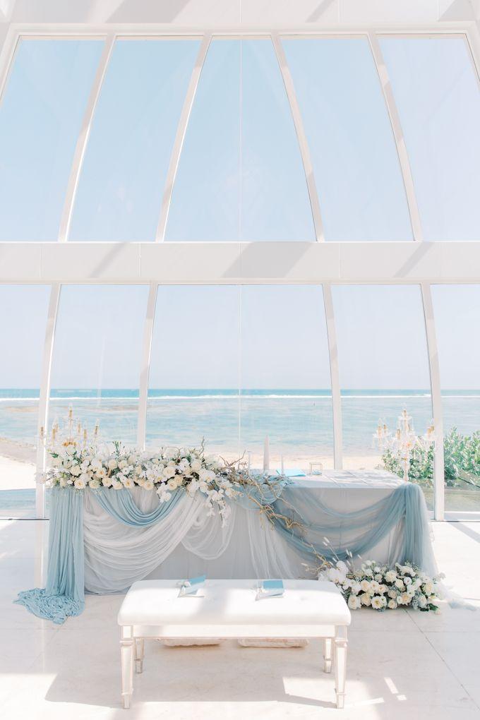 Yansen & Rika Ethereal Bali Wedding by Casabono Wedding - 002