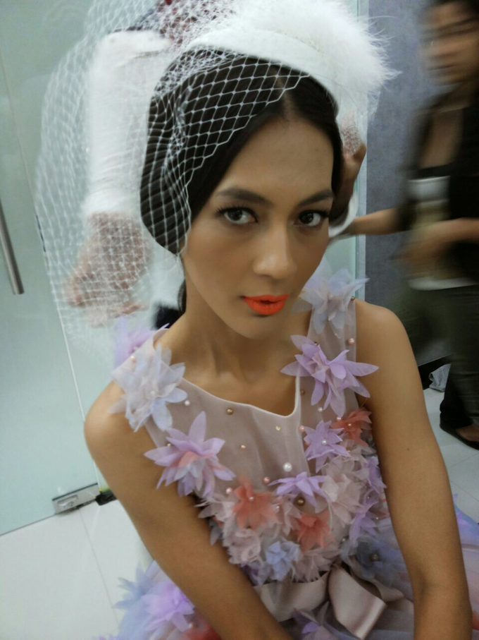 High Fashion Make up  by A Yan's Omintara Professional Make up Artist - 004