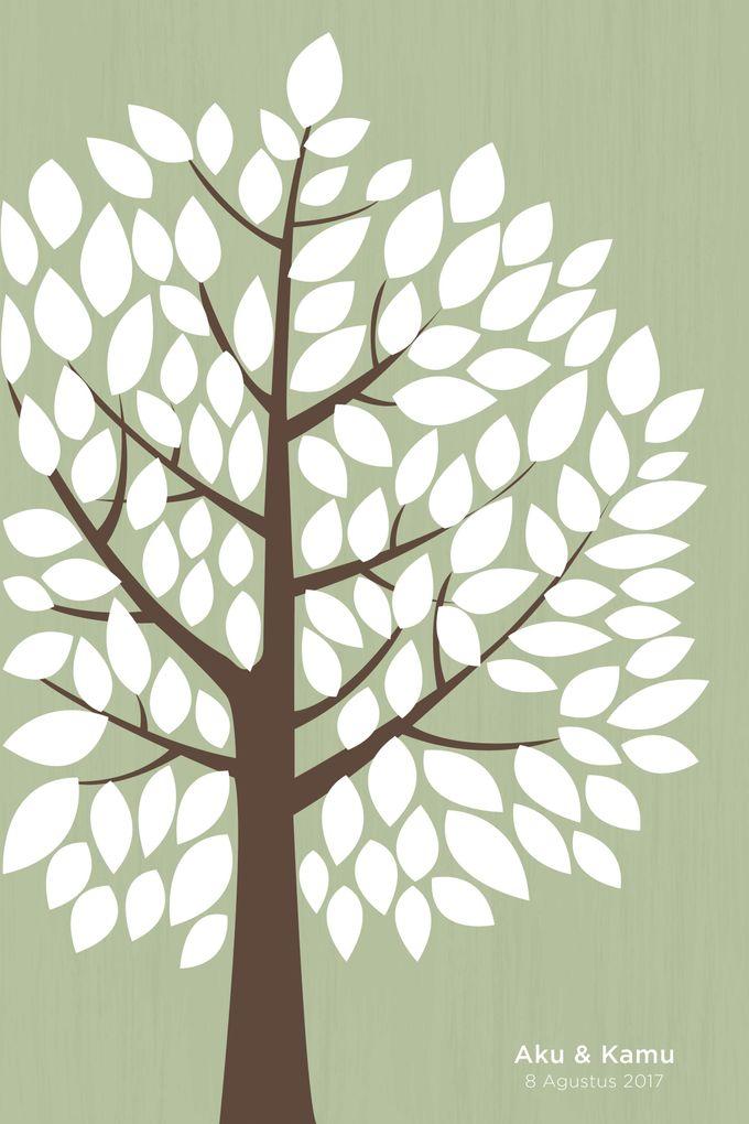 Canvas Guestbook Wedding Artwork (Tree-02) by Bikinseru.aja - 004