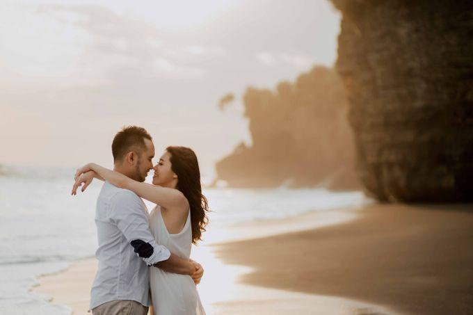 Arvian & Patricia Bali Prewedding by Levin Pictures - 024