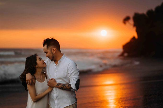 Arvian & Patricia Bali Prewedding by Levin Pictures - 027